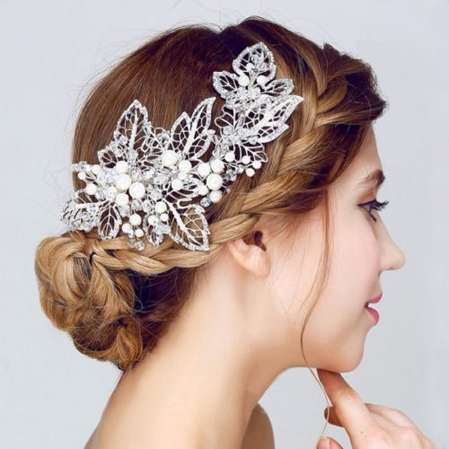 Burlesque hair accessories…